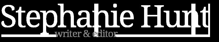 Writer & Editor / Charleston, SC